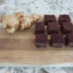 Ginger Brownie Bites