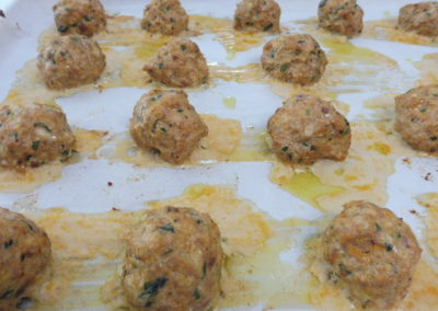 Turkey Meat Balls (6)