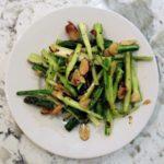 Asparagus Carpaccio